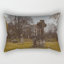Centralia, Pennsylvania Cemetery Rectangular Pillow
