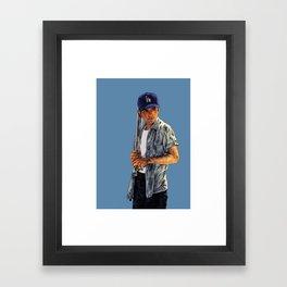 Benny the Jet Framed Art Print