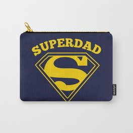Superdad | Superhero Dad Gift Carry-All Pouch