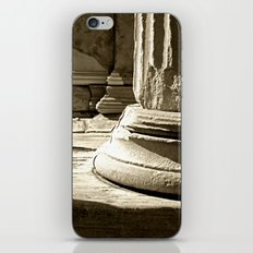 Marble carving iPhone & iPod Skin
