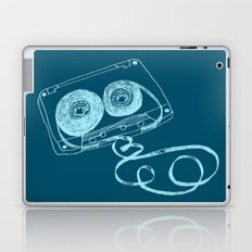 Oldschool Blues Mixtape Laptop & iPad Skin