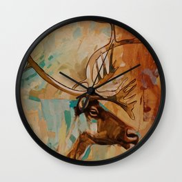 The nomad Wall Clock