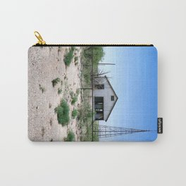 Somewhere on the Old Pecos Highway #4 Carry-All Pouch
