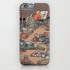 Artist in the Attic iPhone 6s Slim Case