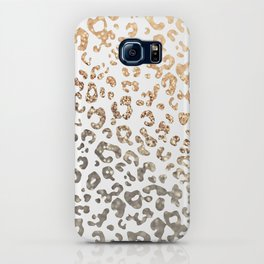 GOLD LEO iPhone Case