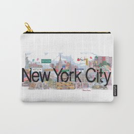 New York City - CityScapes by Stephanie Hessler Carry-All Pouch