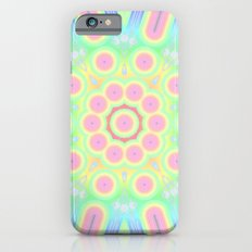 flower candy power Slim Case iPhone 6s
