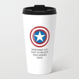 Captain A Travel Mug