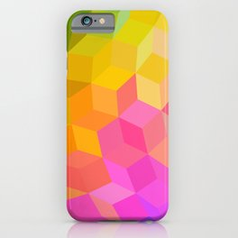 Rainbow Ball iPhone Case