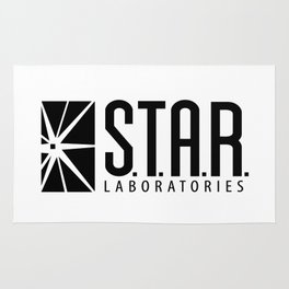 STAR Labs Rug