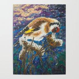 VF Goldfinch Poster