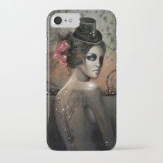 Dawn in Autumn iPhone 8 Slim Case