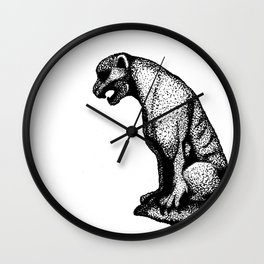 Gargoyle's Pet Wall Clock