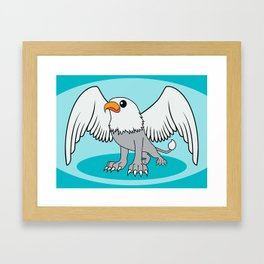 Griffin Framed Art Print