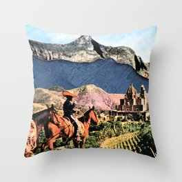 Gaucho Throw Pillow