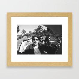 Jimmy Jam Framed Art Print