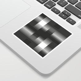 Lines #2 Sticker