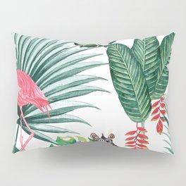 Nature Zebre pattern Pillow Sham