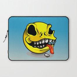Packman Skull Laptop Sleeve