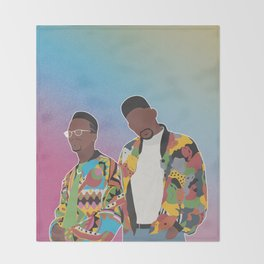 DJ JAZZY JEFF & THE FRESH PRINCE Throw Blanket