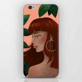 Havana Girl iPhone Skin
