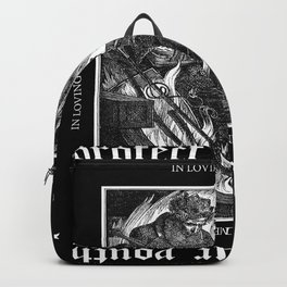 In loving Memory / Protect our Youth Backpack