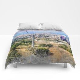 Trapani art 7 Comforters