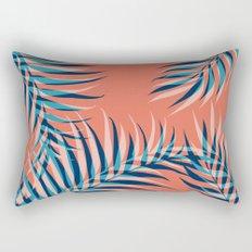 Palms Vision III #society6 #decor #buyart Rectangular Pillow