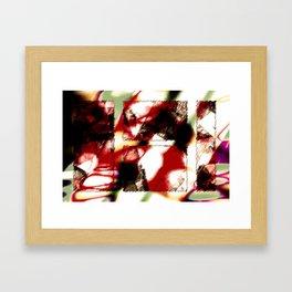 creation 09 mar 2012 Framed Art Print