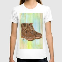 Old Boots T-shirt