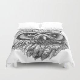 Intense Owl G137 Duvet Cover