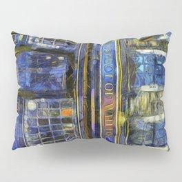 The Prospect Of Whitby Pub Art Pillow Sham