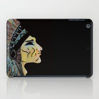 native american iPad Cases featuring Native by Red Dust