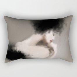 Couture Beauty Rectangular Pillow