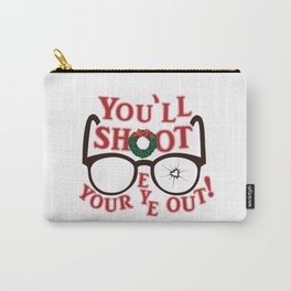 You'll Shoot Your Eye Out! Carry-All Pouch