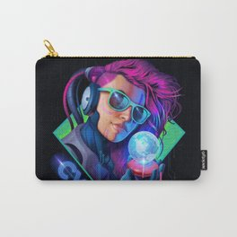 cyber world Carry-All Pouch