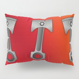 Pistons engine Pillow Sham
