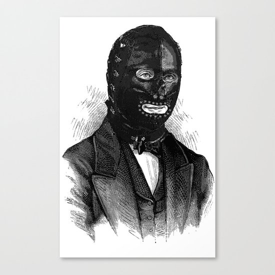 BDSM XXXIV Canvas Print