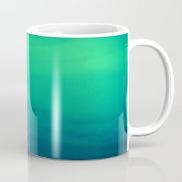 Blue/Green Heaven Coffee Mug