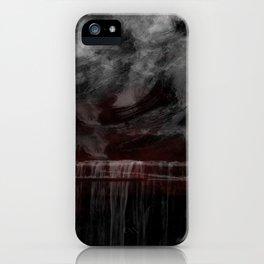 DarkFall iPhone Case