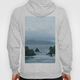 View of Golden Gate Bridge from Sutro Baths Hoody