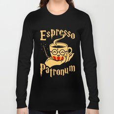 Espresso Patronum Long Sleeve T-shirt