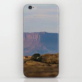 Distant Mesa iPhone Skin
