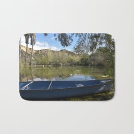 The Duck Pond Bath Mat