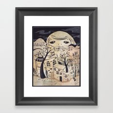 Recipe for Imagination City.... Framed Art Print
