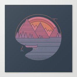kayak canvas prints society6