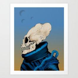 Pakal Art Print