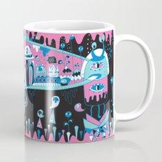 The city never sleep Mug