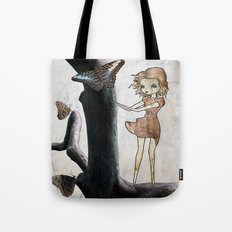 Flutter By Tote Bag