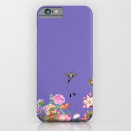 Summertime Meadow iPhone Case